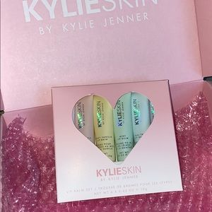 Kylie Skin Limited Edition Birthday Lip Balm Set